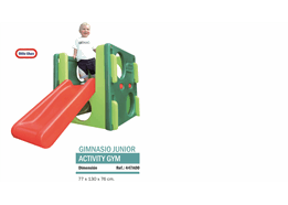 GIMNASIO JUNIOR ACTIVITY GYM