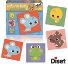 4 PUZZLES NATURIN BABY RATONCITO