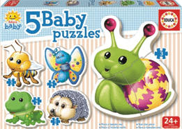 BABY PUZZLE CARACOL
